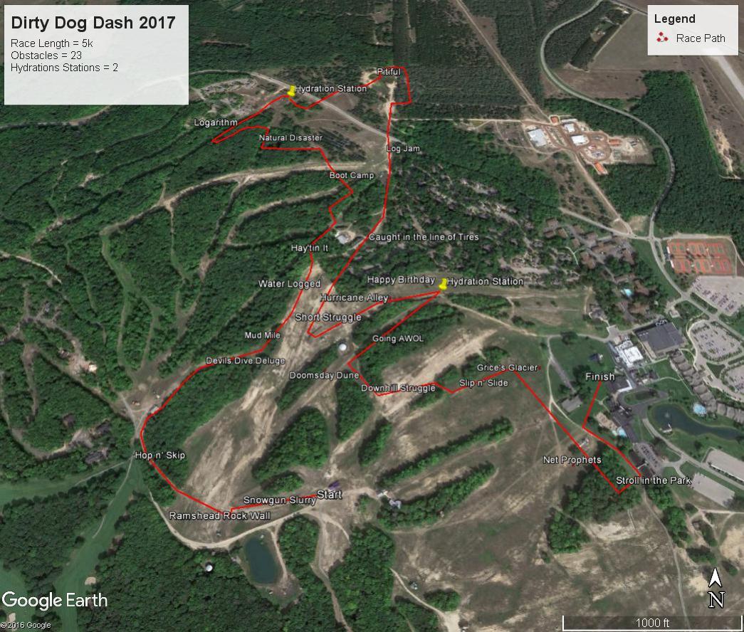 Dirty dog dash boyne mountain resort boyne falls michigan for Boyne mountain resort