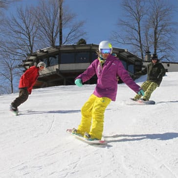 Skiing and Riding at Boyne Mountain