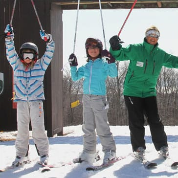 Skiing and Riding at Boyne Highlands