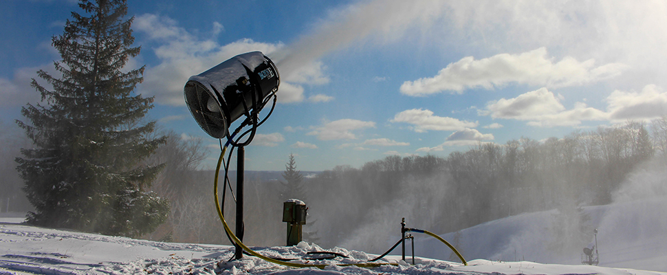 We Love Our Snowmakers!