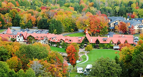 The Perfect Fall Day in Harbor Springs