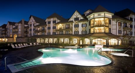 Resort Life by Boyne Realty: Mountain Grand Lodge & Spa