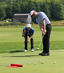 Short Game Weekly Golf Clinic