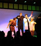 Young Americans Dinner Theatre: Firsthand Experience